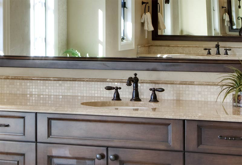 Bathroom Vanity Marble Countertops Creama Marfil 800 Delaware